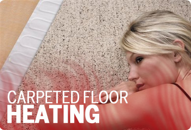 Underfloor Heating Products Undertile Heating Under